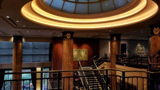 ウェスティンホテル東京 ロビー