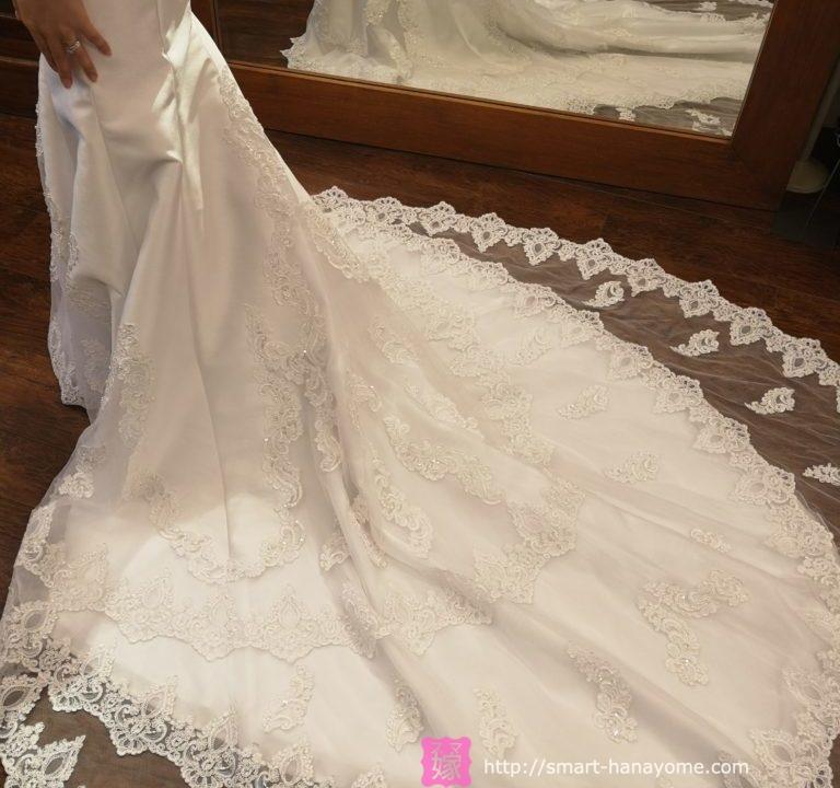 kindのウェディングドレス ミヤビ
